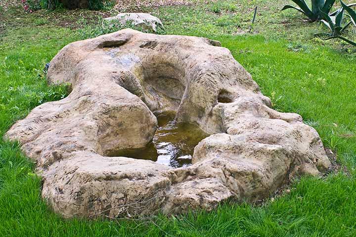 Laghetti giardino laghetti artificiali per arredo - Laghetti artificiali giardino ...