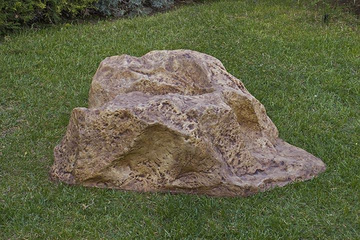 Rocce artificiali 2 rocce da giardino superleggere - Rocce da giardino ...